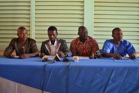 Militaires radiés: «Nous allons suspendre la lutte parce que personne ne nous écoute»