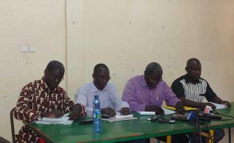 Mesures de sortie de crise à 2IE: La F-SYNTER dénonce la mauvaise foi du DG, Amadou Hama Maïga