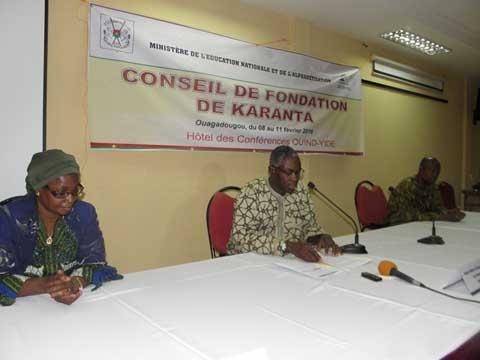 Education non formelle: La fondation Karanta se «remet en cause» afin de faire plus et mieux