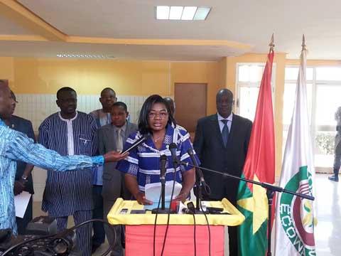Parlement de la CEDEAO: Le Burkina obtient quatre postes dans les commissions