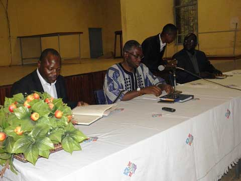 Education nationale: Le ministre Jean Martin Coulibaly a rencontré les responsables des organisations syndicales