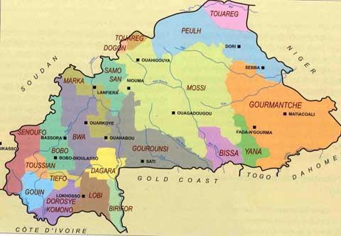 Culture et diversité des cultures au Burkina Faso