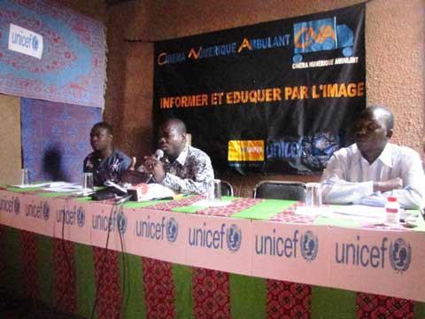 Mariage précoce dans la Boucle du Mouhoun: Le gros plan du Cinéma Numérique Ambulant