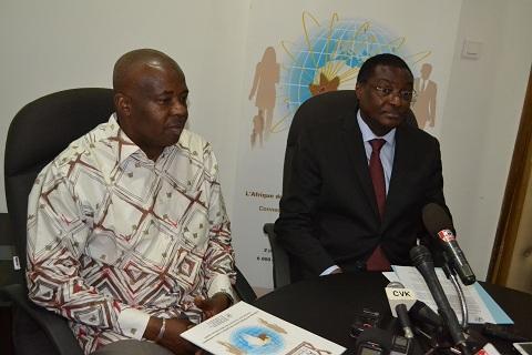 AFRICALLIA 2016: Pour une «relance des activités économiques du Burkina»