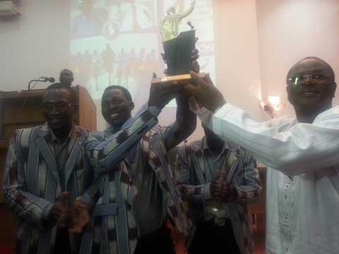 Championnat de débat et d'art oratoire: L'ENAREF et le collège Saint Joseph Moukassa sur la plus haute marche