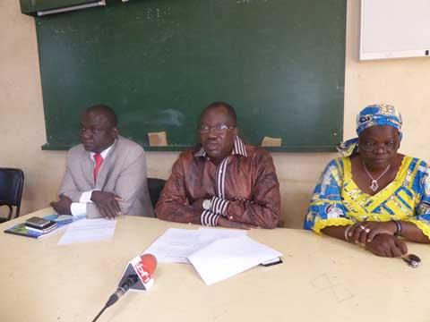 Prise en charge des malades: L'hôpital Yalgado Ouédraogo fait l'état des lieux  du dossier de soins infirmiers