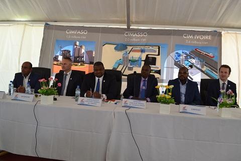 Industrie: CIMASSO, pour une relance économique de Bobo-Dioulasso