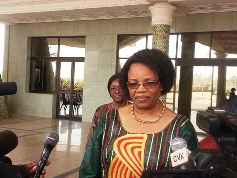 Médiateur du Faso: Le rapport 2014 remis au président du Faso