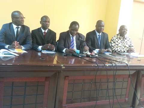 Situation nationale: Le groupe parlementaire CDP favorable à la mise en place des Koglwéogo