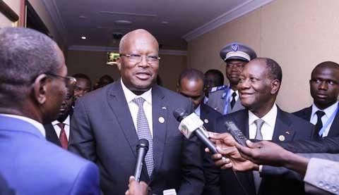 Réchauffement des relations Burkina Faso-Côte D'ivoire: Le ''deal'' des hommes forts a commencé!