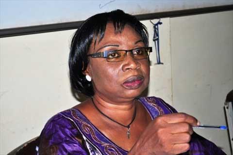 Ministère de la Communication: Hortense Zida installée dans ses fonctions de secrétaire générale