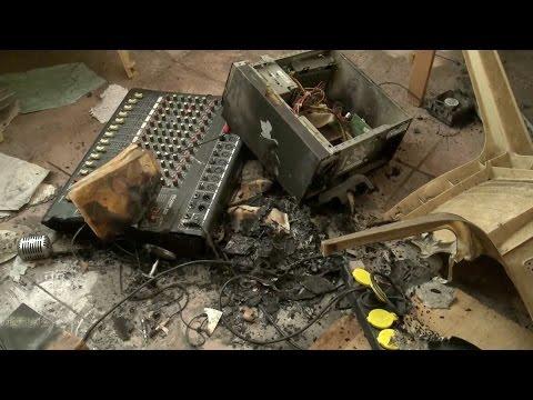 Incendie de la Radio Laafi de Zorgho: Les populations, ''assoiffées'' d'informations, attendent désespérément …