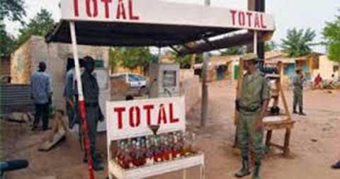 Vente illicite de carburant: Le ministère de la sécurité veut sévir