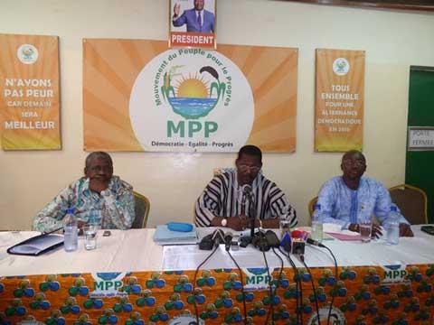 Groupe parlementaire MPP: «Parler de tuukguili, c'est nous faire une vilaine guerre»