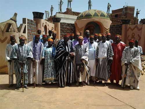 Chefferie traditionnelle: Des chefs du Bazèga prennent langue avec ceux de Koudougou