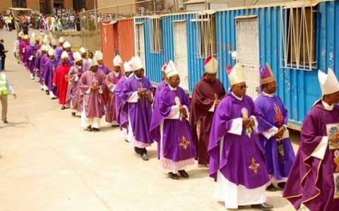 Message pastoral des évêques à la fin de la 2ème Assemblée plénière de la conférence épiscopale régionale de l'Afrique de l'Ouest (RECOWA/CERAO)