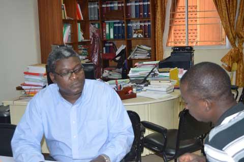 Présidence de l'Union pour l'étude de la population africaine (UEPA: Le Dr Jean-François Kobiané passe la main