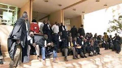 La grève des magistrats vue par Maître Arnaud OUEDRAOGO