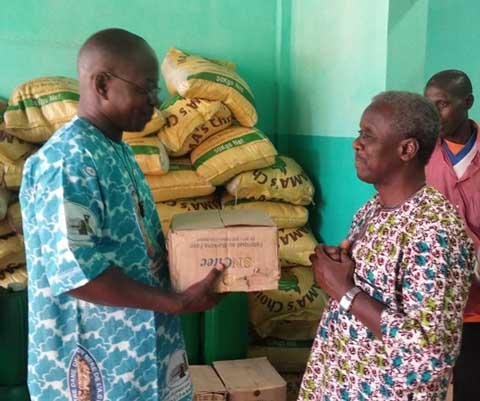 Bobo-Dioulasso: L'ordre des pharmaciens de l'Ouest au secours des malades mentaux
