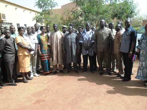 Direction régionale de la Santé du Nord: Dr Traoré Hamado Tiguéni a été installé