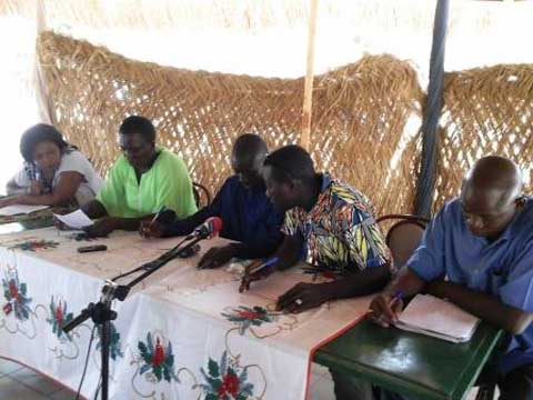 Bobo-Dioulasso: Un collectif d'IAC dénonce le recrutement des étudiants de Bac+2