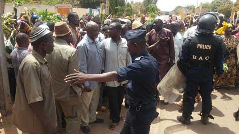 Bobo-Dioulasso: Des militants du MPP contre une candidature aux municipales du 22 mai
