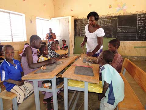 Ecole de qualité amie des enfants: A Bouglem, la pédagogie active a mis fin aux châtiments corporels