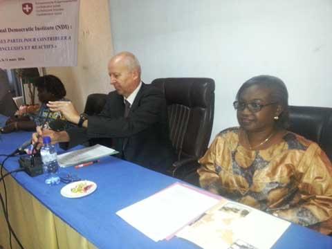 Gouvernance locale: Le NDI lance un programme destiné aux femmes et aux jeunes