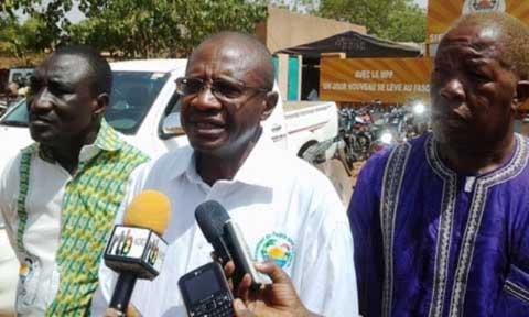 «Il n'y a pas de vieilles pratiques du CDP au MPP», affirme Pascal T. Benon, deuxième Secrétaire adjoint  aux affaires juridiques et aux droits humains du MPP