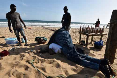 Attaques terroristes: De Ouaga à Grand Bassam