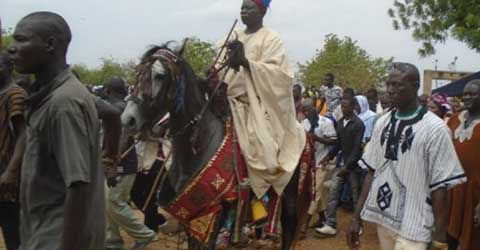 Chefferie traditionnelle: «Naaba Guigm- Polé», le nouveau roi de Tenkodogo