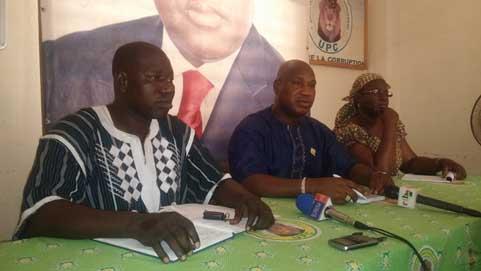 Répartition des postes à l'Assemblée nationale: Moussa Zerbo de l'UPC répond à Me Sankara