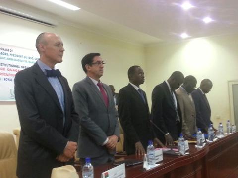 Alternances politiques en Afrique: C'est parti pour 48 heures de réflexions!