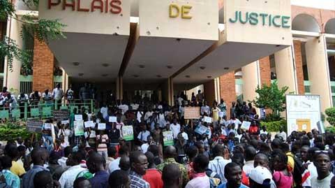 Grève des magistrats: Un accord en voie d'être signé avec les autorités