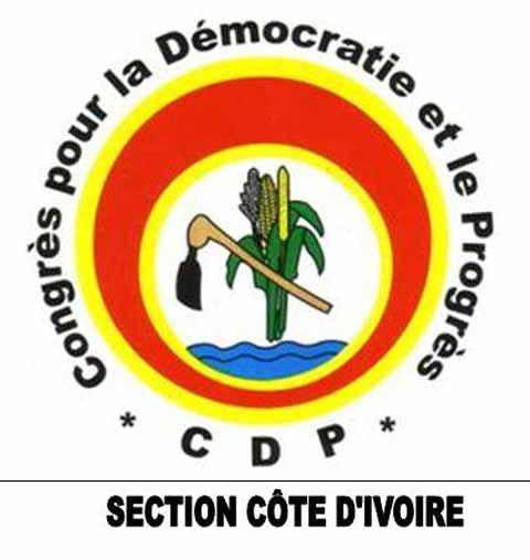 Attaques de Grand-Bassam: La compassion du CDP-Côte d'Ivoire