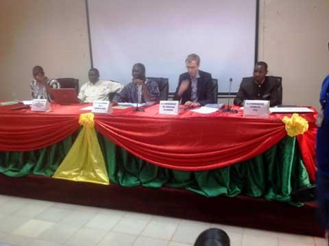PCESA: Le comité d'orientation apprécie le niveau d'exécution des activités