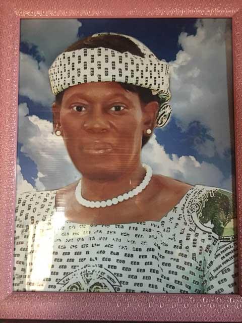 Madame YAMEOGO née YAMEOGO Ruth: Remerciements et Faire-part