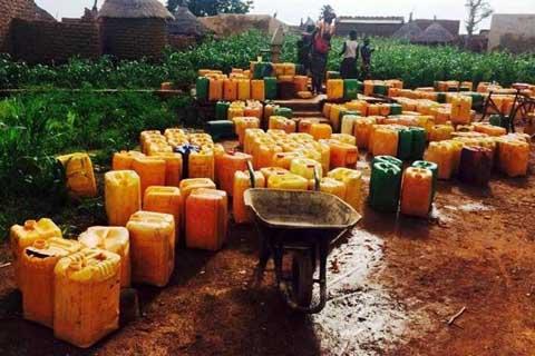 Agir pour l'accès à l'eau potable pour tous au Burkina-Faso