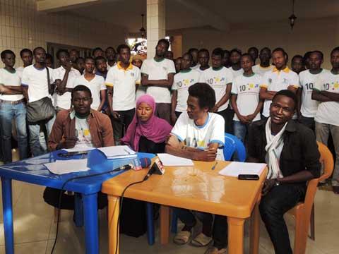 Grève des étudiants tchadiens de 2iE: Une semaine après, ils ne veulent pas «céder»