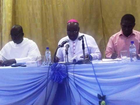 Mgr Paul Ouedraogo à propos de l'engagement politique des chrétiens: «Il faut qu'ils s'y engagent pour le respect de la dignité humaine…»
