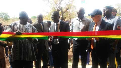 Mineurs en conflit avec la loi: Bobo-Dioulasso a désormais un centre de rééducation et d'insertion professionnelle