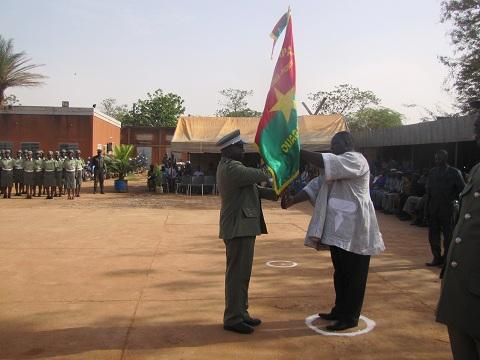 Police municipale de Ouagadougou: Jean-Marie Ouédraogo désormais aux commandes