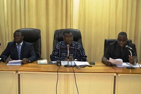 Décentralisation et sécurité: Le cadre sectoriel de dialogue affute les armes pour 2016
