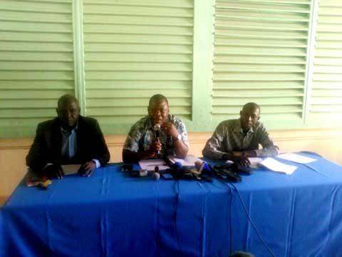 Suspension de l'Evénement: Les organisations professionnelles des médias remontées contre le CSC