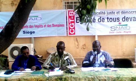 Cri de détresse des agents du SNAID de la sous-section des Brigades de vérifications du centre