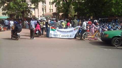 Administration térritoriale: Le personnel dénonce l'inertie des autorités