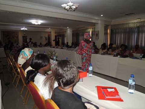 Municipales du 22 mai: NDI renforce les capacités des femmes et des jeunes candidats