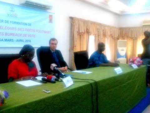 Élections municipales: Les délégués des partis politiques formés