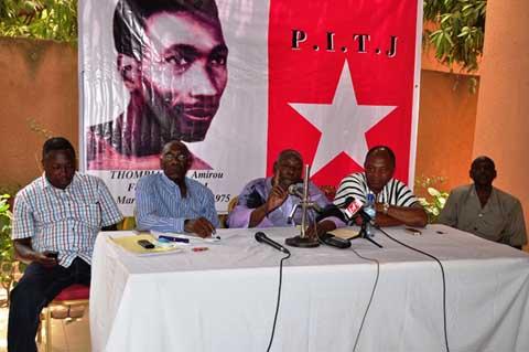 Politique: Le PITJ pour un «retour pacifique» de Blaise Compaoré et des exilés de l'ex-RSP