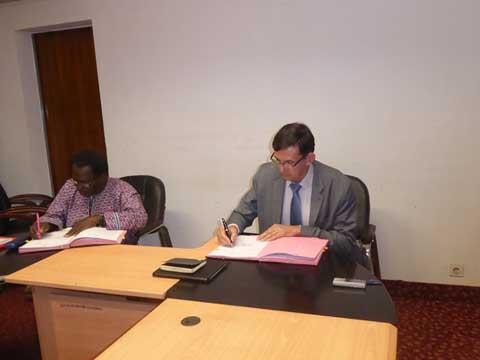 Elections municipales du 22 Mai 2016: Près de 100 millions de francs CFA pour le Conseil d'Etat